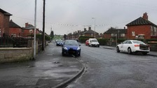 Two teenage boys stabbed as violence breaks out in Stoke-on-Trent