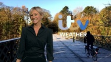 Wales Weather: A bright and frosty start!