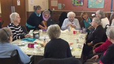Friendship club provides happier Christmas for pensioners