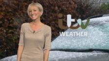Wales Weather: A wintry weekend ahead!