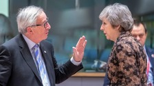 Divided ministers set for showdown after PM's Brussels brush-off