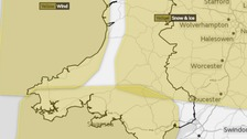 Multiple weather warnings in place for Wales
