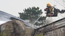 Staff working to locate all animals after Chester Zoo fire