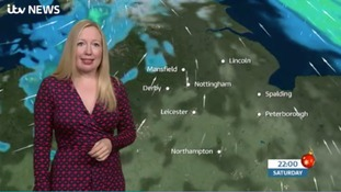 East Midlands Weather: Becoming less cold for a time, with lighter winds and temperatures back to normal