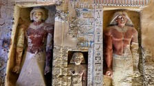 4,400-year-old Egyptian tomb found in remarkable condition