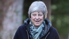 May to warn new Brexit referendum would hurt democracy as calls for second vote grow