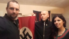Fanatical neo-Nazi couple to be sentenced for terrorist group membership