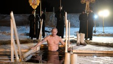 Putin the pin-up of choice for Japanese calendar shoppers