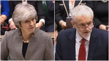 Labour tables motion of no confidence in Theresa May