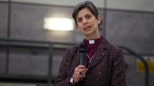 First female bishop to lead Derby diocese