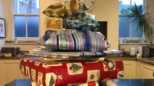 Neighbour passes away leaving girl 14 years of presents