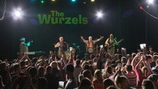 The Wurzels not slowing down anytime soon