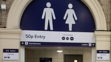 Network Rail sets date for axing train station toilet charges