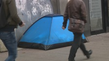 More than a million pounds to tackle rough sleeping