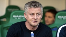 Solskjaer to be Man Utd caretaker manager until end of season