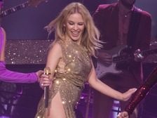 Kylie Minogue to play 'legendary' Sunday slot at Glastonbury