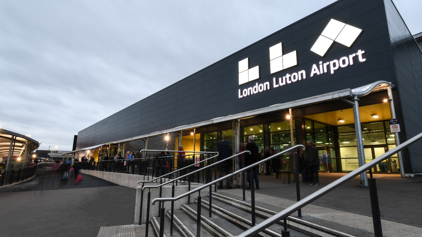 Luton Airport Cleaners To Strike Over Christmas Anglia