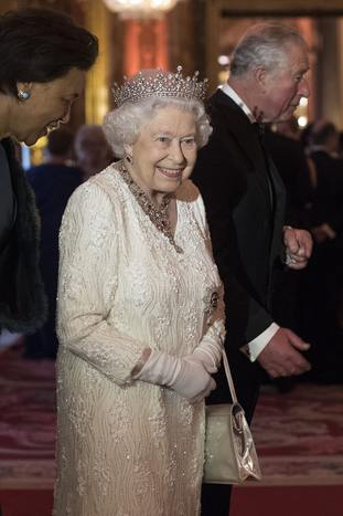 A Commonwealth summit staged in London this year saw the Queen, joined by the Prince of Wales, host a dinner for world leaders