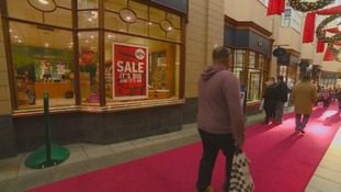 Morpeth has rolled out the red carpet for shoppers this festive season.