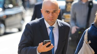 Sajid Javid has cut short a holiday to deal with the crisis.