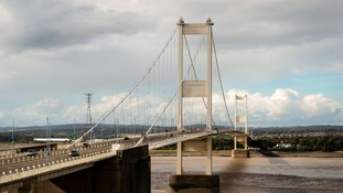 Man charged following drone incident on Severn Bridge