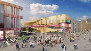 New Broadmarsh shopping centre to be 'most exciting development for more than five decades'