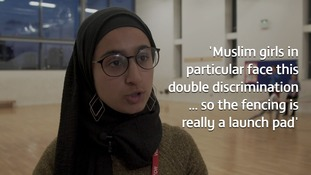 Course leader Suhaiymah Manzoor-Khan said her students are smashing stereotypes of what it is to be a young Muslim woman.