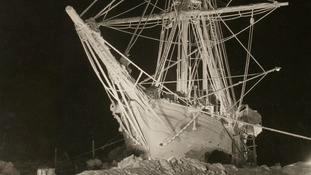 The polar ship Endurance sank in 1915 but scientists hope to find the wreck at the bottom of the ocean.