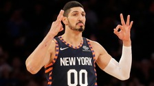 New York Knicks' Enes Kanter has previously spoken out against the Turkish president.