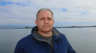 Paul Whelan, 48, a former US Marine who has been arrested on spying charges in Russia.