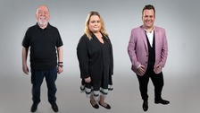 Steve, Gemma and Richard attempt to lose weight and save their lives in six months.