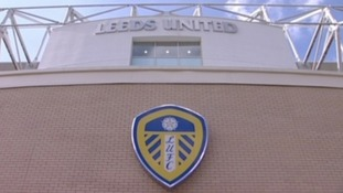 Leeds United ground at Elland Road
