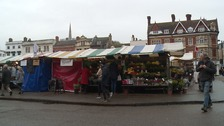 Cambridge Market.