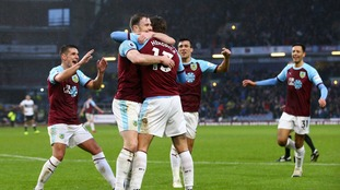 Fulham left to rue luck as two own goals boost Burnley's survival bid
