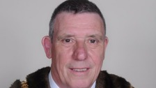 Councillor Nigel Gawthrope was elected in May last year.