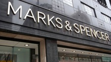 Marks & Spencers announces store closures as it reshapes its business