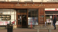 The County Stores in Taunton