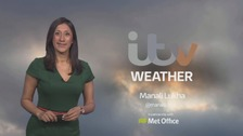 Wales Weather: Turning colder with frost overnight