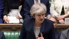 Theresa May's Brexit deal defeated in Parliament