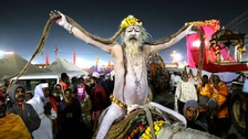 100 million people gather for world's largest religious festival