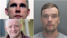 Hitman Mark Fellows found guilty of murders of gangland figures