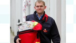 MP's bid to help the humble postie