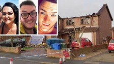All three people who died in Kirton house fire have now been named