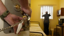 Wales prison rates highest in Western Europe