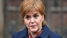Will Sturgeon call for a Scottish independence referendum?