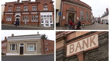 Anger as Suffolk town's last bank closes