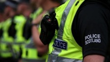 Dumfries schoolgirl arrested following assault