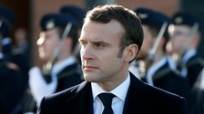 Emmanuel Macron believes it all comes down to three options for the Prime Minister.