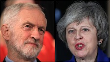 May slams Corbyn's 'impossible' Brexit demands