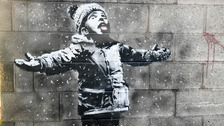 Banksy artwork sold to buyer for six figure sum